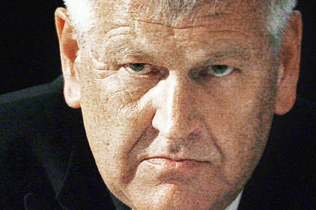 Kein Platz für einen NPD-Chef in der Bundeswehr