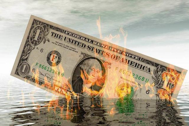 USA: Wieder eine Bankenpleite