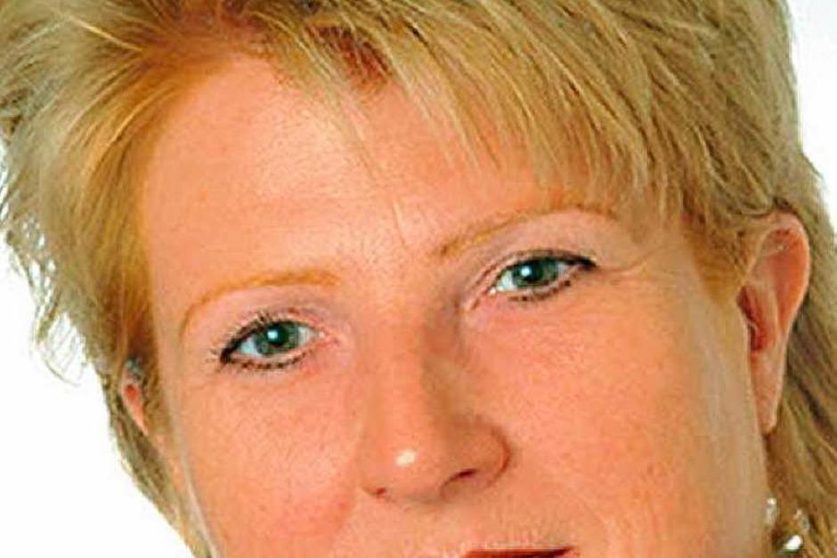 Annerose Mattmüller, *1954, Geschäftsführerin (Foto: CDU)
