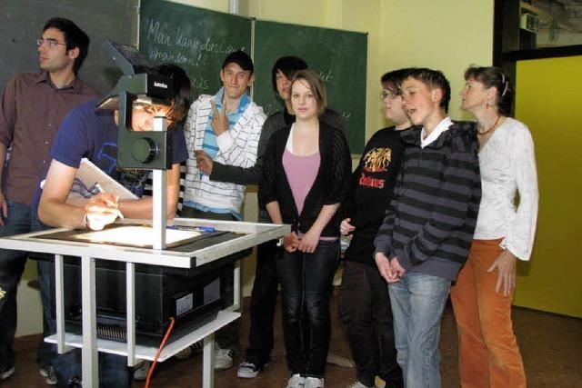 Starkes Interesse an Jugendgemeinderat