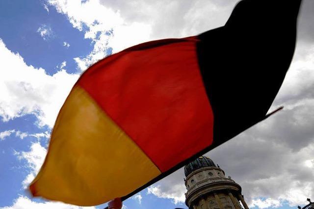 Deutschland feiert Geburtstags