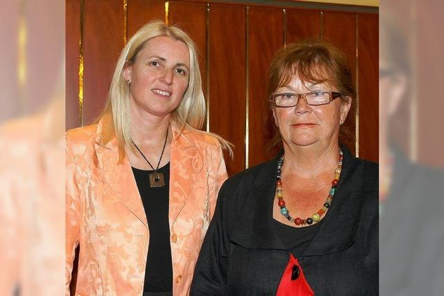 Führungswechsel bei Frauen-Union