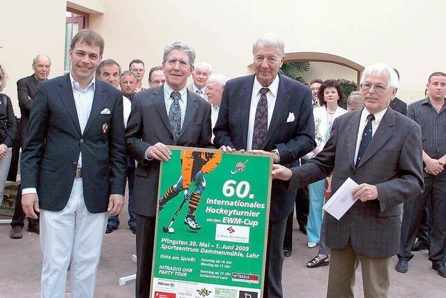 Seit 90 Jahren wird in Lahr Hockey gespielt