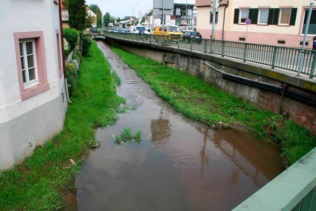 Besserer Schutz vor Hochwasser