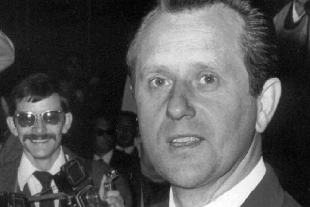 Ohnesorg: Der Todesschütze war Stasi-Spitzel