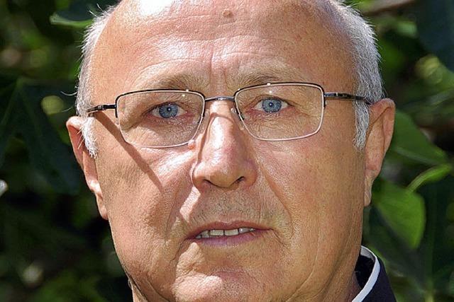 Ruhestand: Pfarrer Susak verlässt Weil
