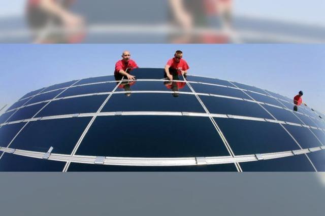 Solaranlagen werden immer besser