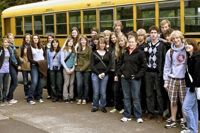 Etwas anderer Schulalltag von Corvallis