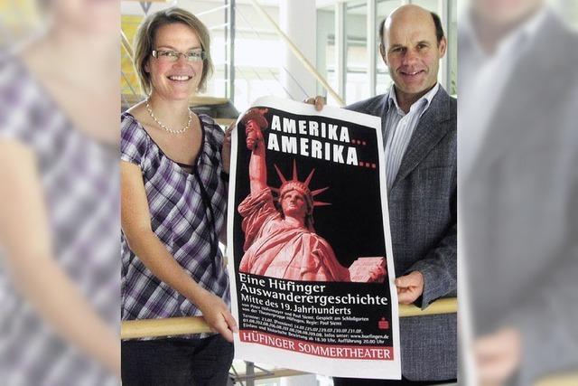 Der Blick richtet sich nach Amerika