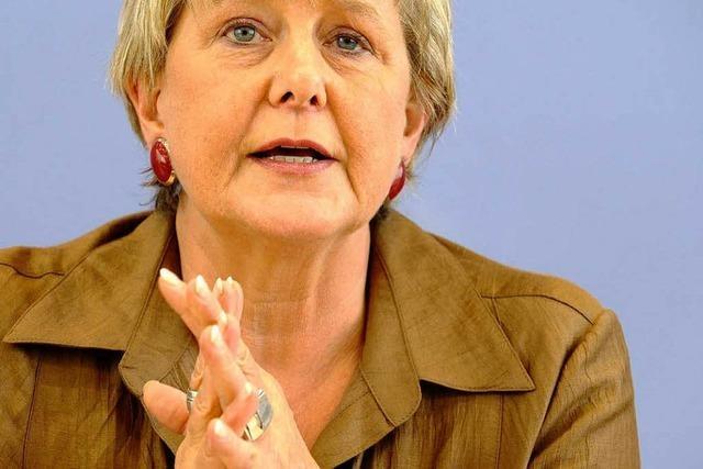 Westspionage der Stasi: Birthler sieht kein Versagen