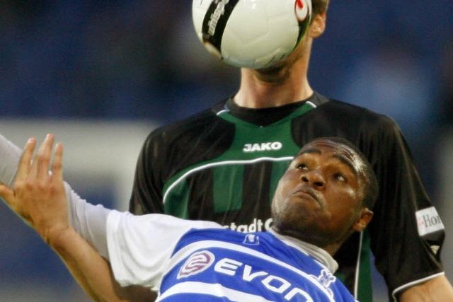SC Freiburg hat Interesse an Cedric Makiadi