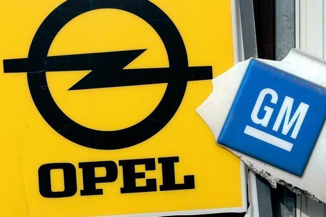 General Motors spaltet Opel ab