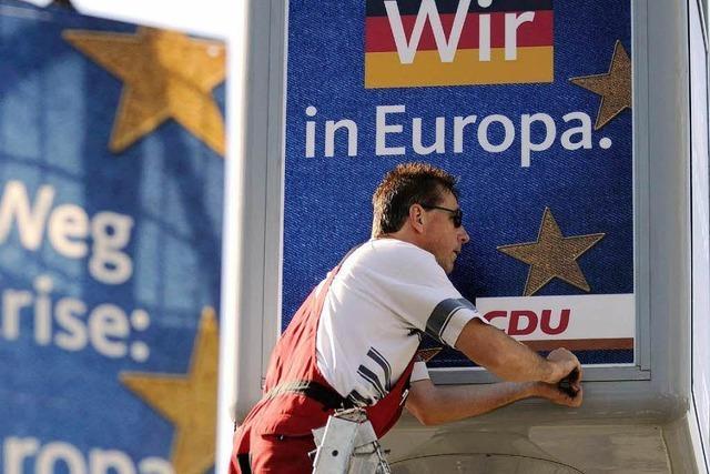 ARD-Prognose zur Europawahl kommt aus Altweil