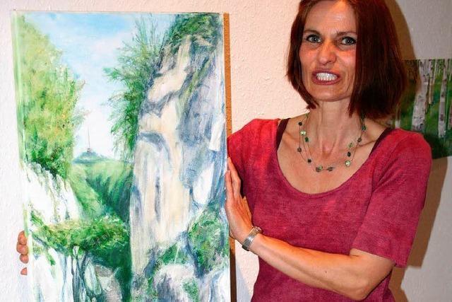 Carola Juris zeigt Impressionen vom Kaiserstuhl