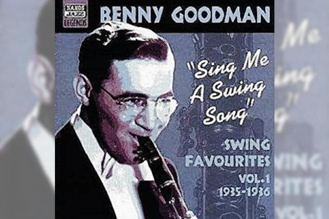 Benny Goodman: Der geniale Plagiator
