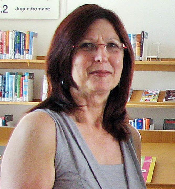 Christine Gampp heißt die neue Vorsitzende.    Foto: Privat