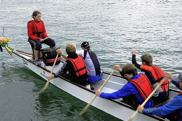 Junge Landes-Biathleten zu Gast in Bad Säckingen