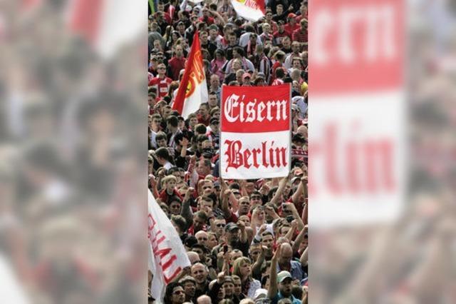 Union Berlin: Eiserne Freundschaft