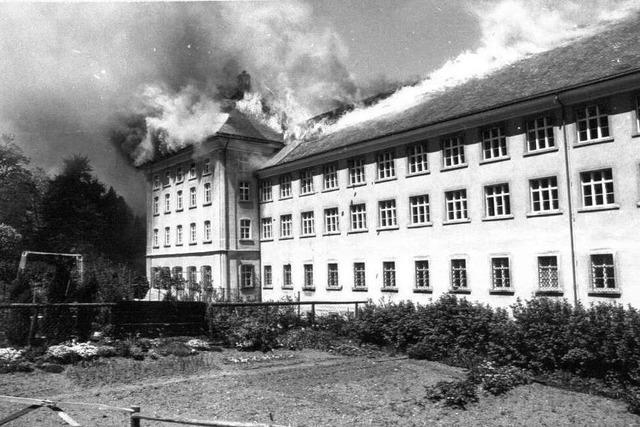 Chronologie: 75 Jahre Kolleg St. Blasien