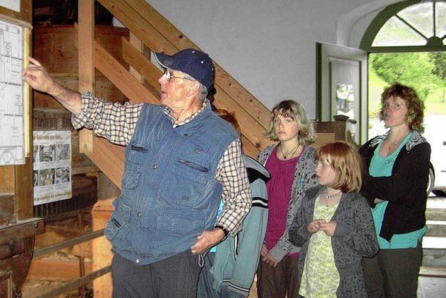 Besucherrekord in der Mühle