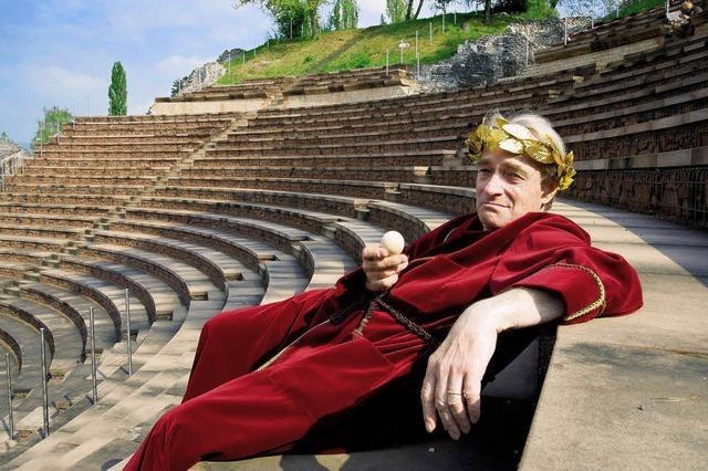 Romulus im Römertheater