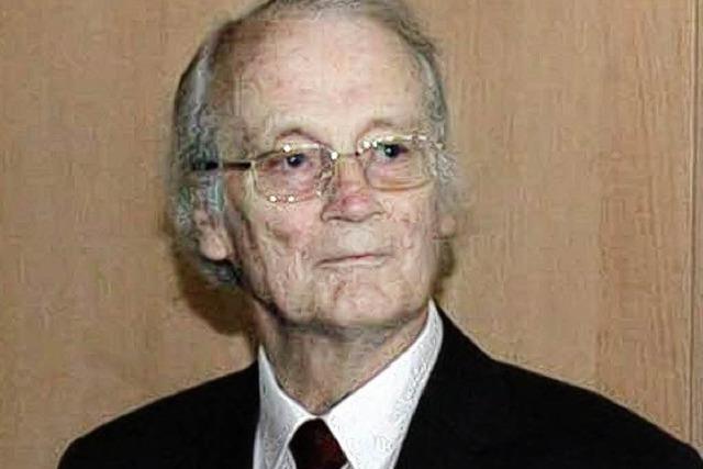Oberstudiendirektor Peter Derow gestorben