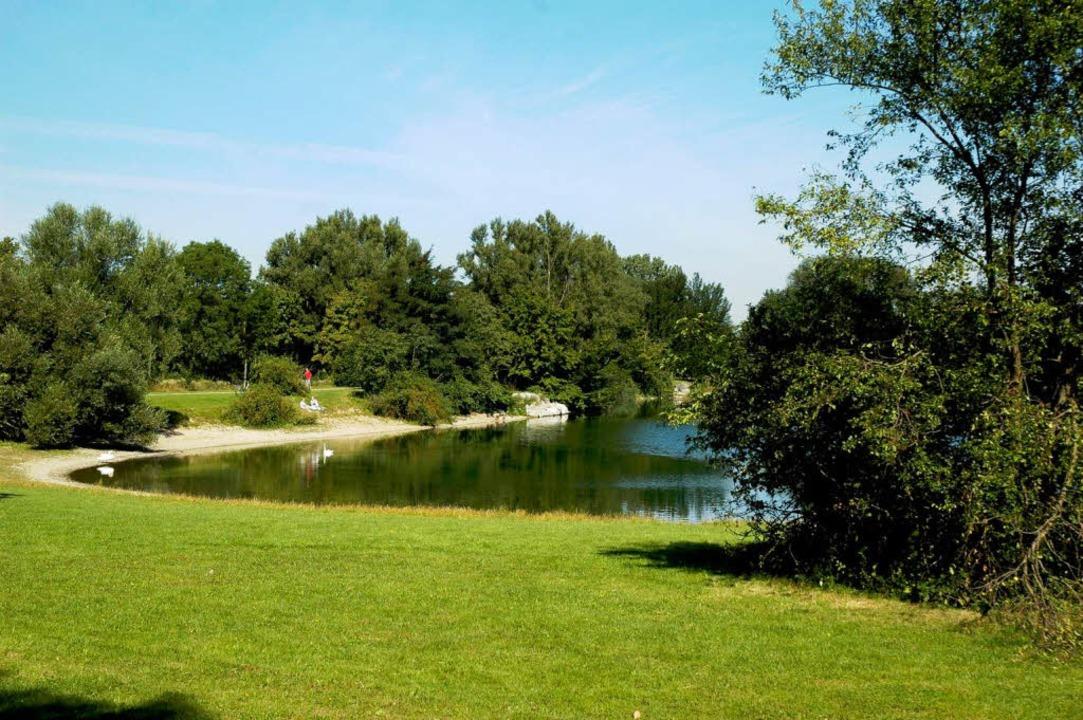 Für viele Bewohner des Freiburger West...park ein zentrales Naherholungsgebiet.  | Foto: brigitte Sasse