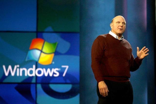 Windows 7 soll ab Oktober erhältlich sein