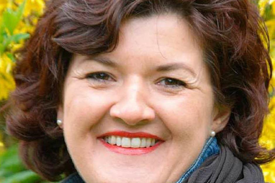 Ruth Volz,  *1963, Hauswirtschafterin (Foto: SPD)