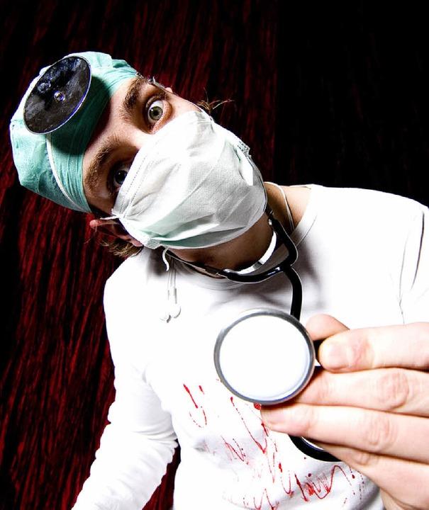Dr. Pop, Experte für Castingbands.    Foto: chriskuddl