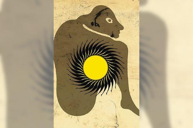 Schnittpunkt der Sonne