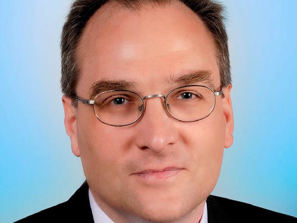 Wolfgang Ilse ist der dritte Bewerber um das Bürgermeisteramt in Denzlingen.   | Foto: privat