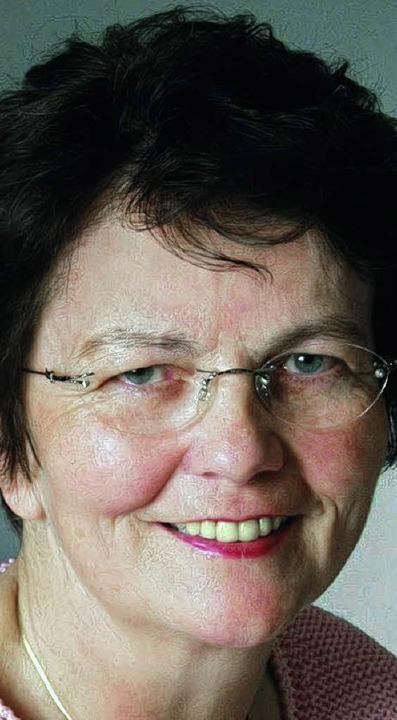 Mit 505 Stimmen wieder ganz vorn: Helene Brombacher  | Foto: bz