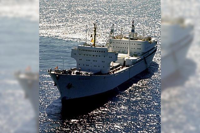 GEISTESBLITZE: Atomschiff ahoi!