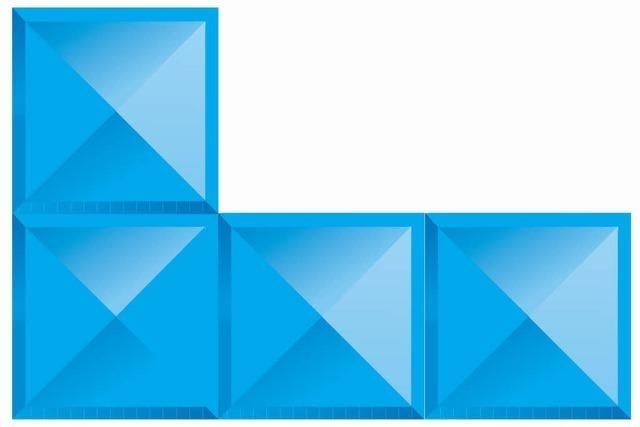 Bunte Quadrate erobern die Welt
