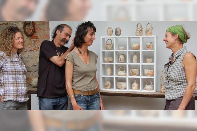 Keramik, die schon Skulptur ist