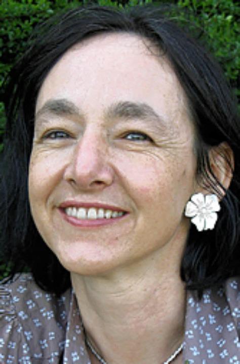 Brigitte Ludewig Die Grünen    Foto: privat