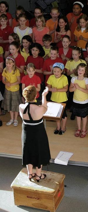 Am kommenden Donnerstag wird der Chor ...niorenzentrum St. Georg wiederholen.      Foto: Privat