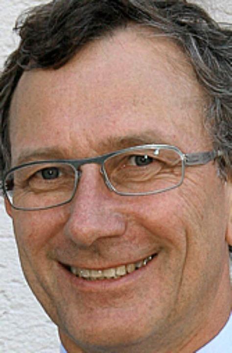 Dr. BernhardStrittmatter<BZ-Keyword>FWG</BZ-Keyword>  | Foto: privat
