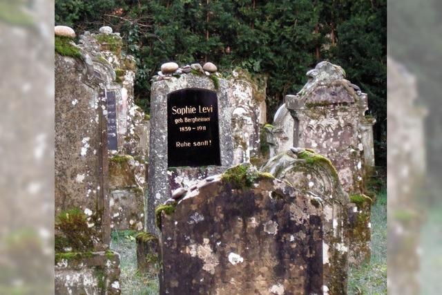 Jüdische Friedhofsgebräuche