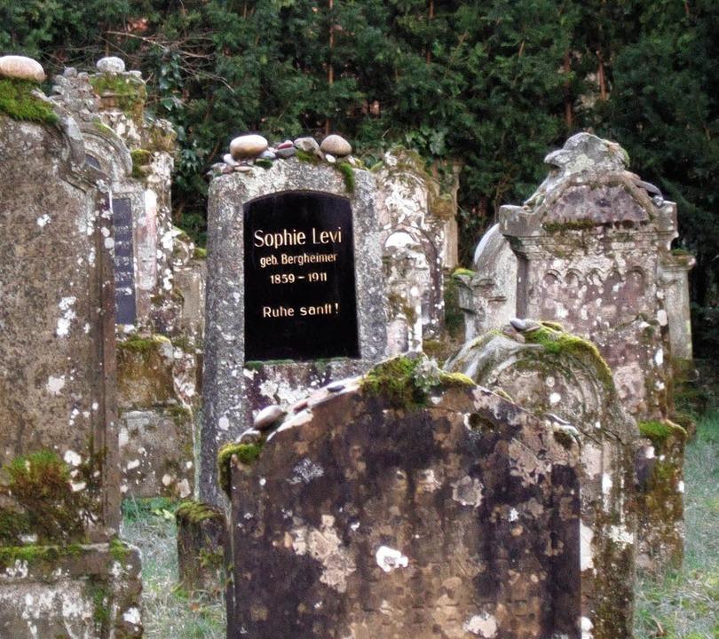 Über Jüdische Friedhöfe in Baden finde...nagoge in Sulzburg ein Vortrag statt.     Foto: Privat