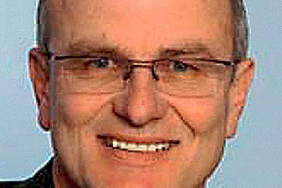 CDU: Bernhard Singler (Foto: CDU)