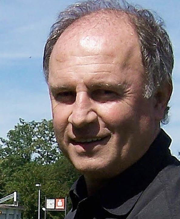 Bernd Schmider   | Foto:  H. Röderer (A)