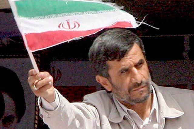 Iraner wählen neuen Präsidenten