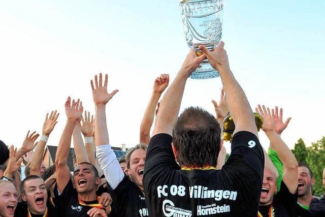 Verbandspokal: Der FC Villingen schlägt den Offenburger FV