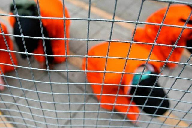 USA wollen keine Guantánamo-Häftlinge
