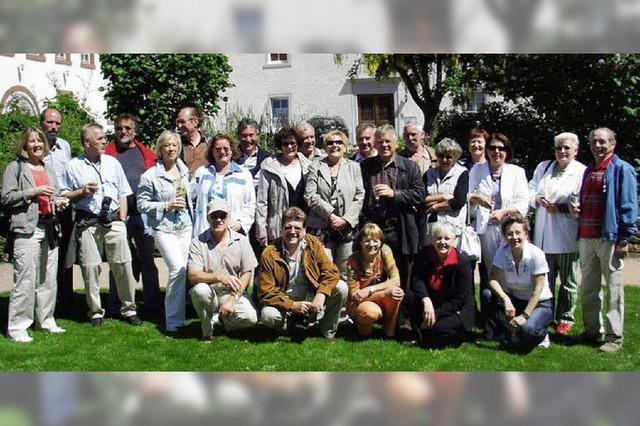 Aus Bordeaux zum Klassentreffen nach Lembach