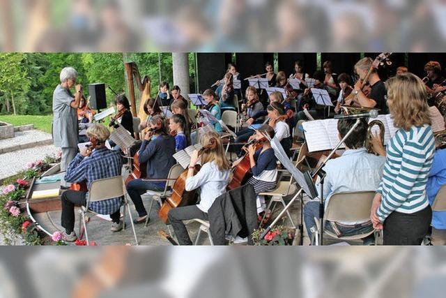 Ein abwechslungsreiches Konzert bezaubert das Publikum