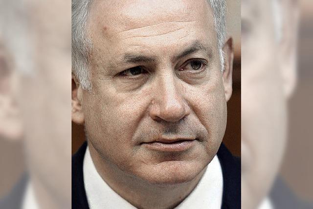 Netanjahu muss Farbe bekennen