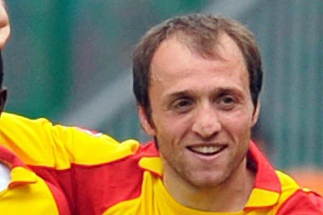 Karlsruher SC bindet Iashvili bis 2013